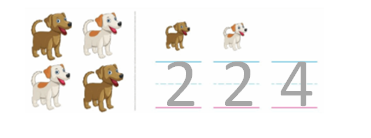 Big-Ideas-Math-Solutions-Grade-K-Chapter-5-Compare and Decompose Numbers to 10-5.1-7