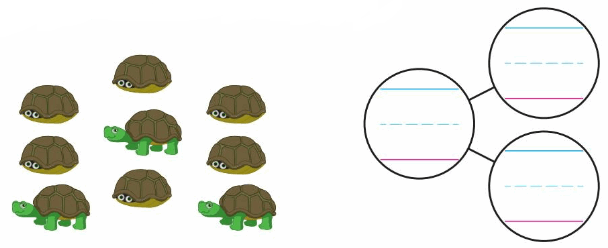 Big Ideas Math Solutions Grade K Chapter 5 Compose and Decompose Numbers to 10 102