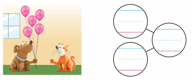 Big Ideas Math Solutions Grade K Chapter 5 Compose and Decompose Numbers to 10 107
