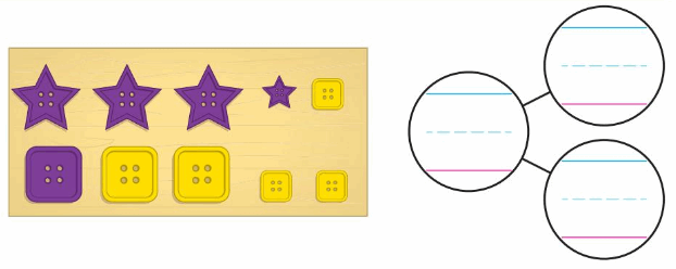 Big Ideas Math Solutions Grade K Chapter 5 Compose and Decompose Numbers to 10 82