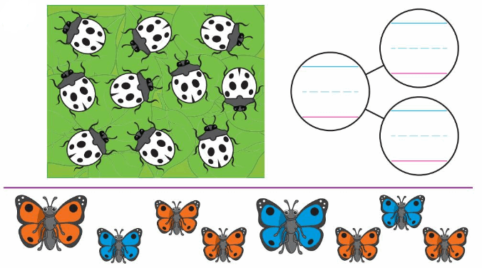 Big Ideas Math Solutions Grade K Chapter 5 Compose and Decompose Numbers to 10 93