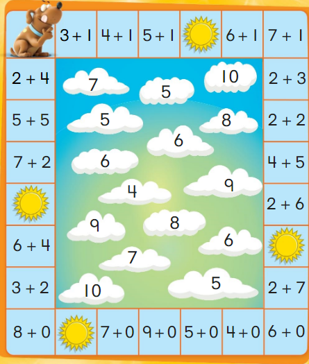 Big Ideas Math Solutions Grade K Chapter 6 Add Numbers within 10 5