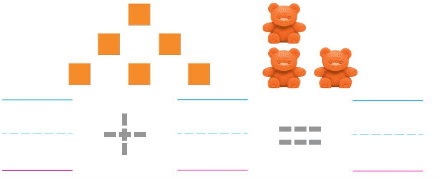 Big Ideas Math Solutions Grade K Chapter 6 Add Numbers within 10 6.3 5