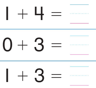 Big Ideas Math Solutions Grade K Chapter 6 Add Numbers within 10 6.6 2