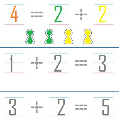 Big-Ideas-Math-Solutions-Grade-K-Chapter-6-Add-Numbers-within-10-6.6-8
