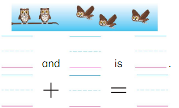 Big Ideas Math Solutions Grade K Chapter 6 Add Numbers within 10 chp 2
