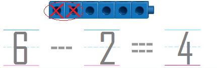 Big-Ideas-Math-Solutions-Grade-K-Chapter-7-Subtract-Numbers-within-10-7.3-7