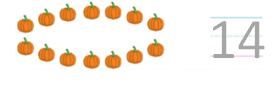 Big-Ideas-Math-Solutions-Grade-K-Chapter-8-Represent Numbers 11 to 19-8.3-6