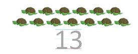 Big-Ideas-Math-Solutions-Grade-K-Chapter-8-Represent Numbers 11 to 19-8.4-9