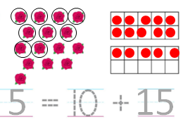 Big-Ideas-Math-Solutions-Grade-K-Chapter-8-Represent Numbers 11 to 19-8.5-007