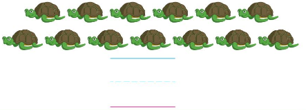 Big Ideas Math Solutions Grade K Chapter 8 Represent Numbers 11 to 19 8.6 9