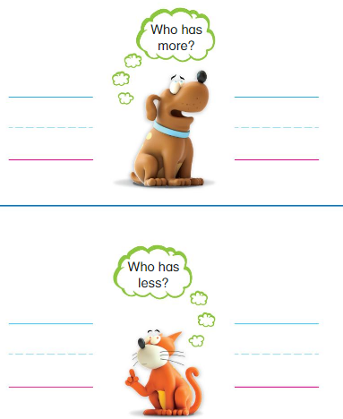 Big Ideas Math Solutions Grade K Chapter 9 Count and Compare Numbers to 20 9.6 6