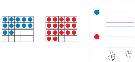 Big Ideas Math Solutions Grade K Chapter 9 Count and Compare Numbers to 20 9.6 7