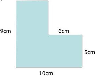 Area of Irregular Figures Example