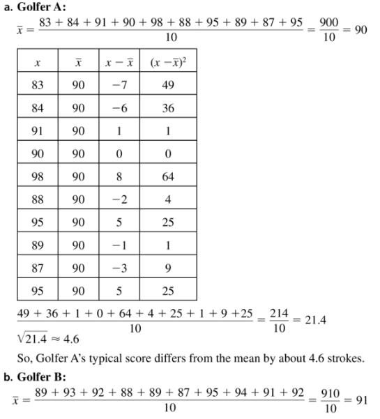 Big Ideas Math Algebra 1 Answer Key Chapter 11 Data Analysis and Displays 11.1 a23.1