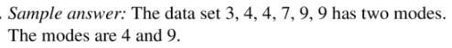 Big Ideas Math Algebra 1 Answer Key Chapter 11 Data Analysis and Displays 11.1 a3