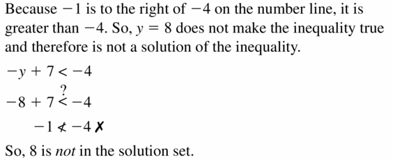 Big Ideas Math Algebra 1 Answer Key Chapter 2 Solving Linear Inequalities 2.1 Question 27