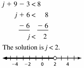 Big Ideas Math Algebra 1 Answer Key Chapter 2 Solving Linear Inequalities 2.2 Question 17