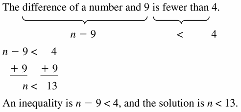 Big Ideas Math Algebra 1 Answer Key Chapter 2 Solving Linear Inequalities 2.2 Question 23