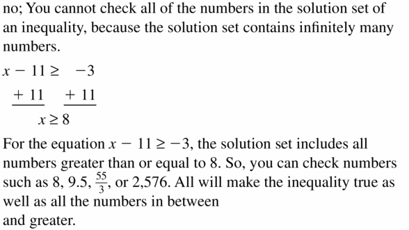 Big Ideas Math Algebra 1 Answer Key Chapter 2 Solving Linear Inequalities 2.2 Question 35