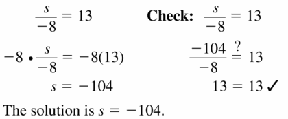 Big Ideas Math Algebra 1 Answer Key Chapter 2 Solving Linear Inequalities 2.2 Question 45