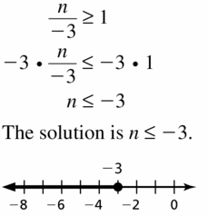 Big Ideas Math Algebra 1 Answer Key Chapter 2 Solving Linear Inequalities 2.3 Question 15
