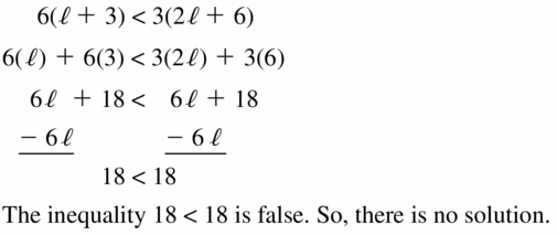Big Ideas Math Algebra 1 Answer Key Chapter 2 Solving Linear Inequalities 2.4 Question 23