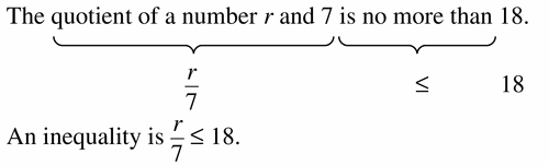 Big Ideas Math Algebra 1 Answer Key Chapter 2 Solving Linear Inequalities 2.4 Question 43