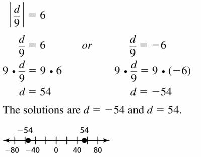 Big Ideas Math Algebra 1 Answer Key Chapter 2 Solving Linear Inequalities 2.5 Question 35