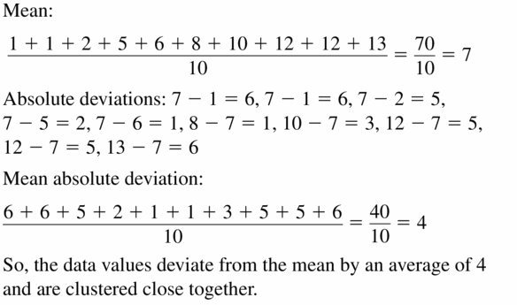 Big Ideas Math Algebra 1 Answer Key Chapter 2 Solving Linear Inequalities 2.5 Question 39