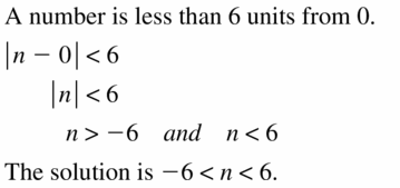 Big Ideas Math Algebra 1 Answer Key Chapter 2 Solving Linear Inequalities 2.6 Question 23
