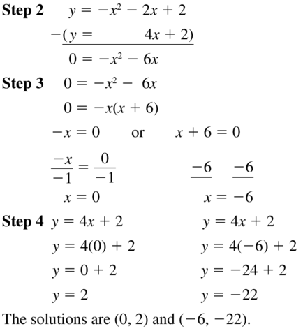 Big Ideas Math Algebra 1 Answer Key Chapter 9 Solving Quadratic Equations 9.6 a 21
