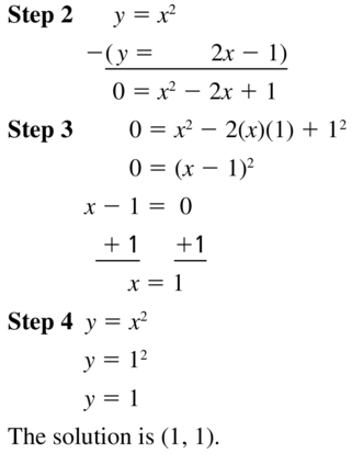 Big Ideas Math Algebra 1 Answer Key Chapter 9 Solving Quadratic Equations 9.6 a 23