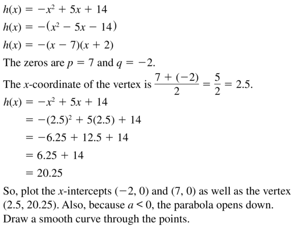 Big Ideas Math Algebra 1 Answers Chapter 11 Data Analysis and Displays 11.2 a 27.1