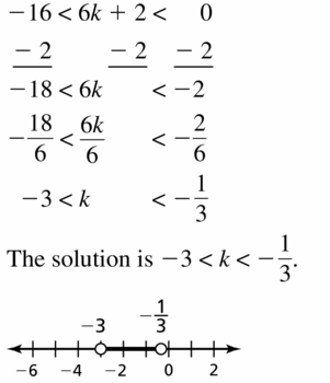 Big Ideas Math Algebra 1 Answers Chapter 3 Graphing Linear Functions 3.3 Question 39