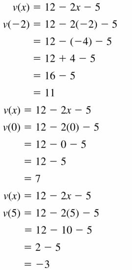 Big Ideas Math Algebra 1 Answers Chapter 3 Graphing Linear Functions 3.3 Question 9
