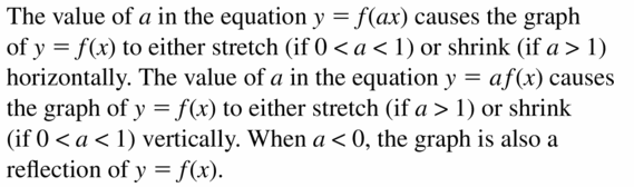 Big Ideas Math Algebra 1 Answers Chapter 3 Graphing Linear Functions 3.6 Question 3