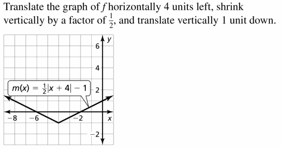 Big Ideas Math Algebra 1 Answers Chapter 3 Graphing Linear Functions 3.7 Question 37