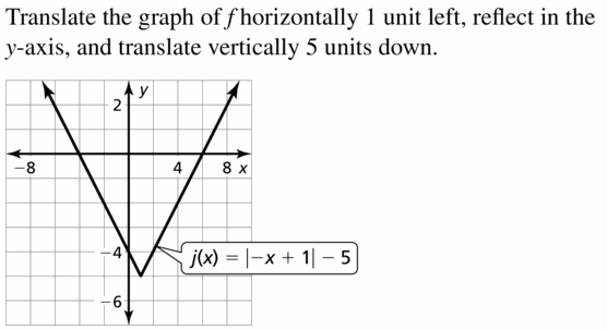 Big Ideas Math Algebra 1 Answers Chapter 3 Graphing Linear Functions 3.7 Question 39