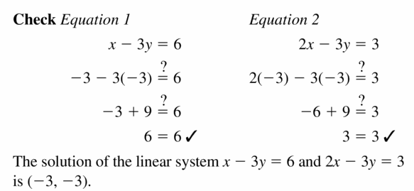 Big Ideas Math Algebra 1 Answers Chapter 5 Solving Systems of Linear Equations 5.1 Question 21.2