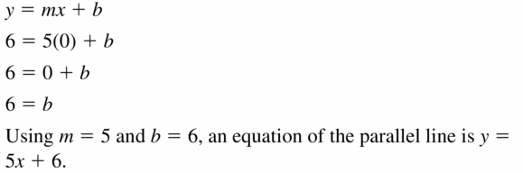 Big Ideas Math Algebra 1 Answers Chapter 5 Solving Systems of Linear Equations 5.3 Question 41