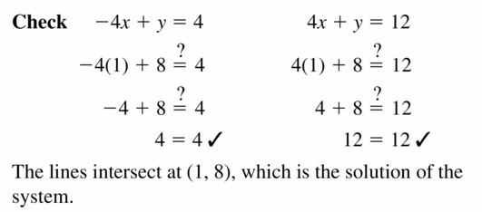 Big Ideas Math Algebra 1 Answers Chapter 5 Solving Systems of Linear Equations 5.4 Question 23.2