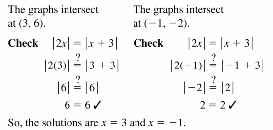 Big Ideas Math Algebra 1 Answers Chapter 5 Solving Systems of Linear Equations 5.5 Question 23.2