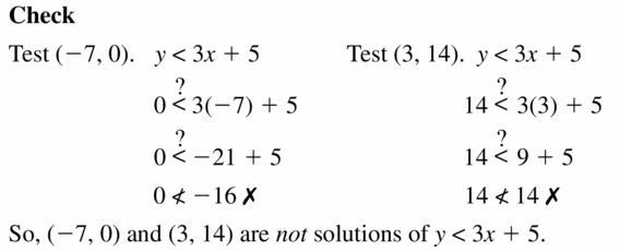 Big Ideas Math Algebra 1 Answers Chapter 5 Solving Systems of Linear Equations 5.6 Question 45.2