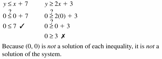 Big Ideas Math Algebra 1 Answers Chapter 5 Solving Systems of Linear Equations 5.7 Question 9