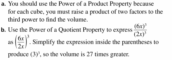Big Ideas Math Algebra 1 Answers Chapter 6 Exponential Functions and Sequences 6.1 Question 57