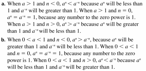 Big Ideas Math Algebra 1 Answers Chapter 6 Exponential Functions and Sequences 6.1 Question 69