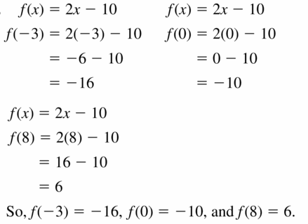 Big Ideas Math Algebra 1 Answers Chapter 6 Exponential Functions and Sequences 6.2 Question 57