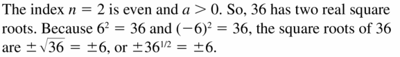 Big Ideas Math Algebra 1 Answers Chapter 6 Exponential Functions and Sequences 6.2 Question 7