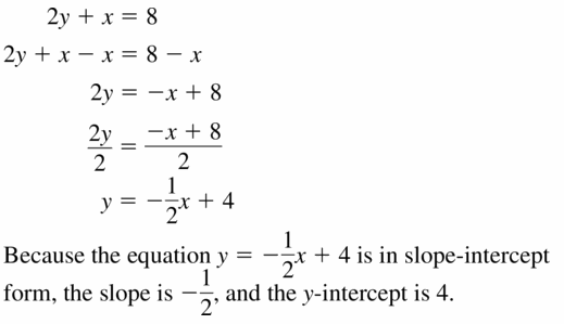 Big Ideas Math Algebra 1 Answers Chapter 6 Exponential Functions and Sequences 6.4 Question 79